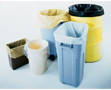 POLY TRASH BAGS